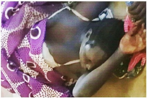 ''I killed her to save my marriage'', Nasarawa woman hacks mother in-law to death