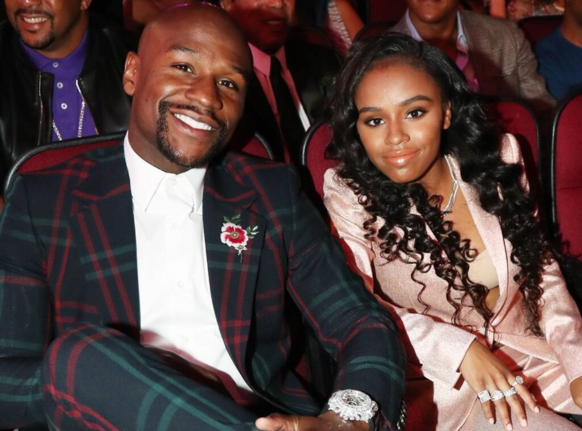 Floyd Mayweather's daughter Iyanna arrested for allegedly stabbing one of NBA YoungBoy's babymama