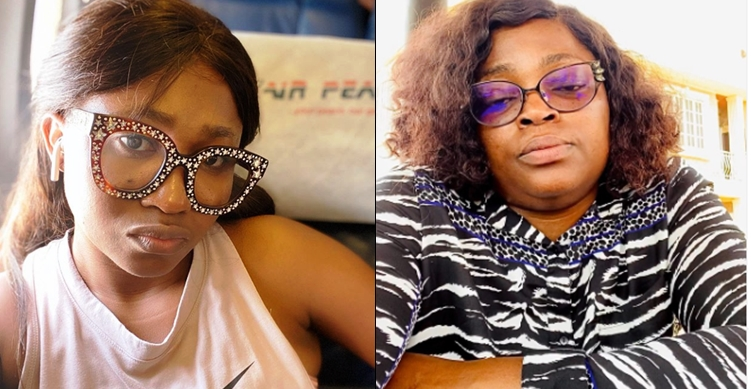 Actress Mary Remmy Njoku slammed for defending Funke Akindele and calling for her release