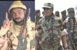 Audio of Boko Haram leader, Ibrahim Shekau begging his fighters not to run after many were killed in attack