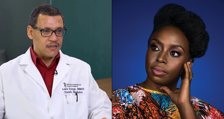 COVID-19: Each time my husband who is a doctor leaves for work, I worry, Chimamanda Adichie discloses