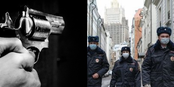 Five Persons Shot Dead For 'Talking Loudly' During Coronavirus Lockdown In Russia