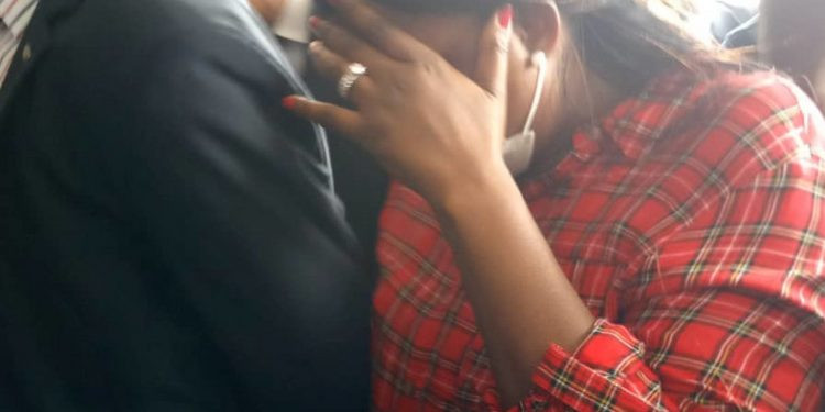 Houseparty: Funke Akindele and hubby plead guilty, footage shows charges and tense moment