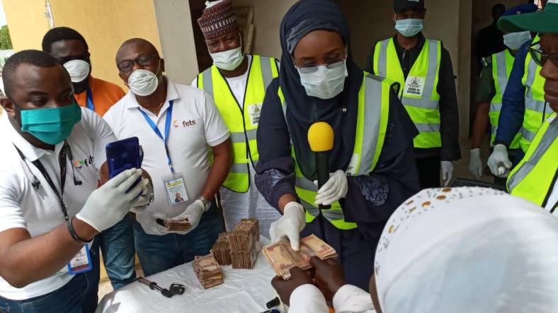 Only one million households entitled to N20,000 Coronavirus cash transfer, FG reveals