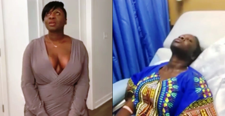 Princess Shyngle reveals she lost her pregnancy; says her jailed fiance tried committing suicide