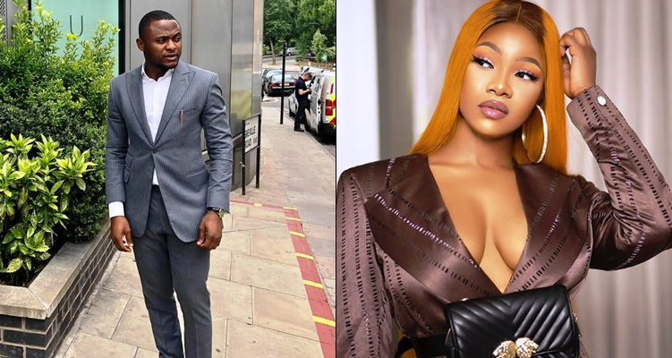 Ubi Franklin shades Tacha, says 'there is no remedy for body odour'
