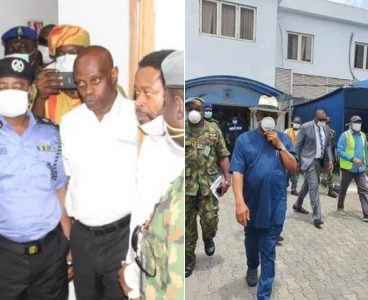 Police arrest two pilots for flying expatriates into Rivers