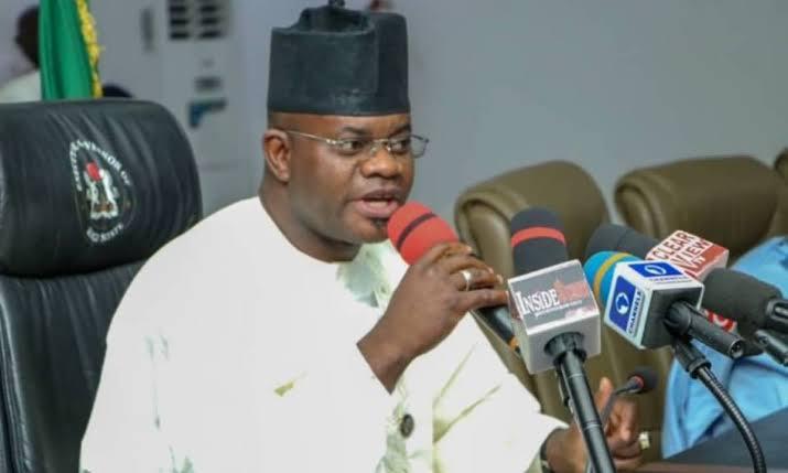 Yahaya Bello sacks Kogi VC, Rector, names replacements