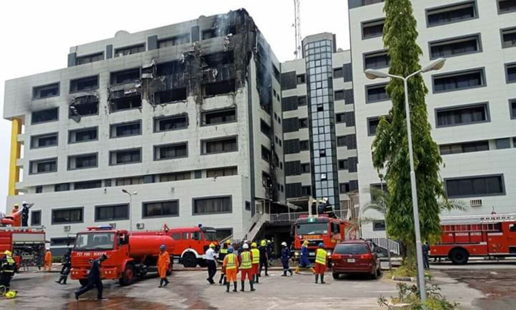 PDP demands a full-scale investigation into treasury house fire