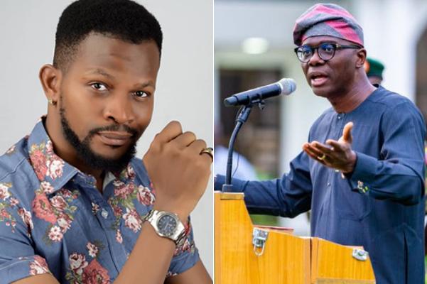 COVID-19 Lockdown: Uche Maduagwu writes open letter to Sanwo-olu