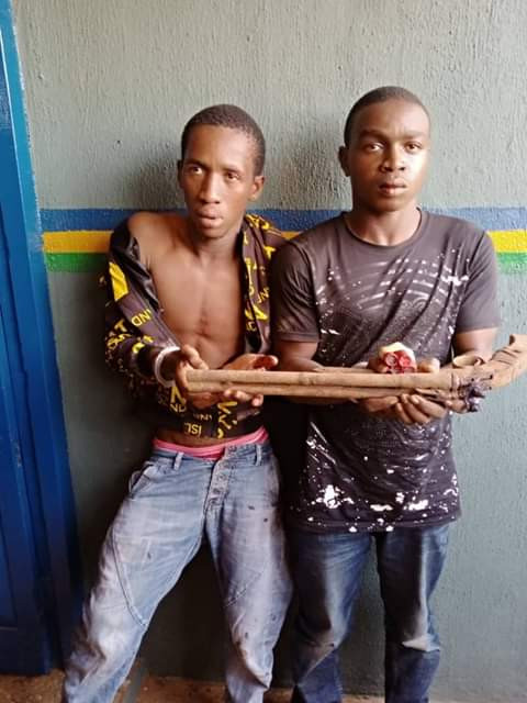 Two suspected cultists arrested in Ogun for allegedly killing OPC member in front of his pregnant wife
