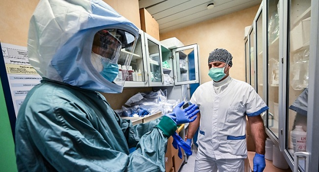 100 Italian doctors have died of coronavirus