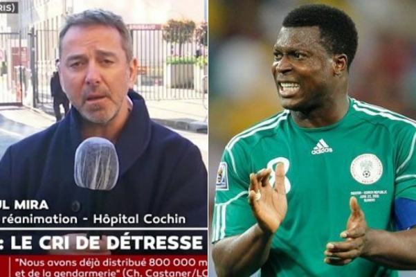 Covid-19: Yakubu Aiyegbeni slams French doctors who said vaccine testing should be carried out in Africa