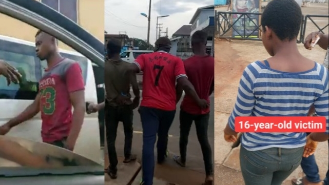 16-year-old allegedly abducted and raped in Delta