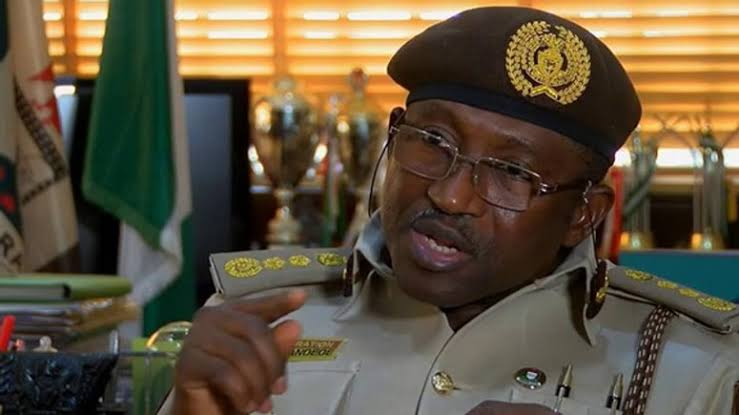 Nigeria's Immigration boss recovers from COVID-19