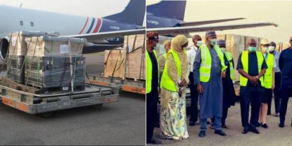 COVID-19: UN donates 50 Ventilators and other Medical equipment to Nigeria