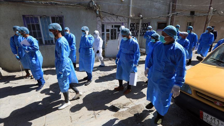 Iraq suspends Reuters for three months over report on Coronavirus cases