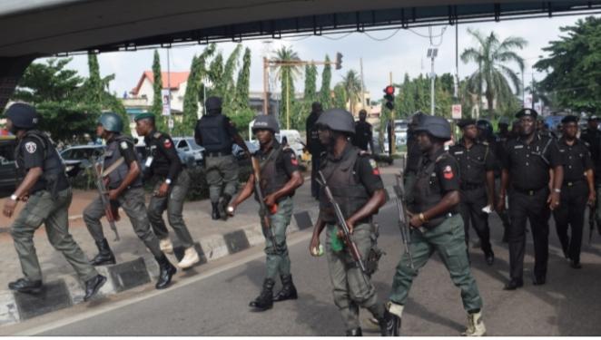 Security agencies 'kill 18' Nigerians during lockdown more than COVID-19, NHRC discloses