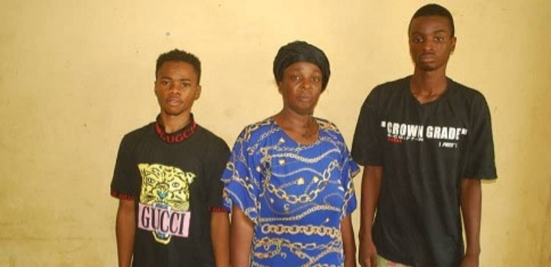 Police arrests mother and son for allegedly attempting to sell four-year-old boy in Niger