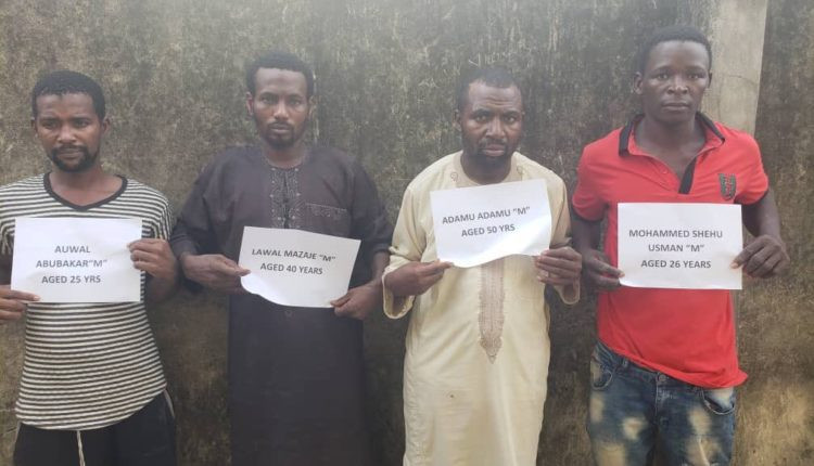 Police release photo of suspected killers of Afenifere leader's daughter