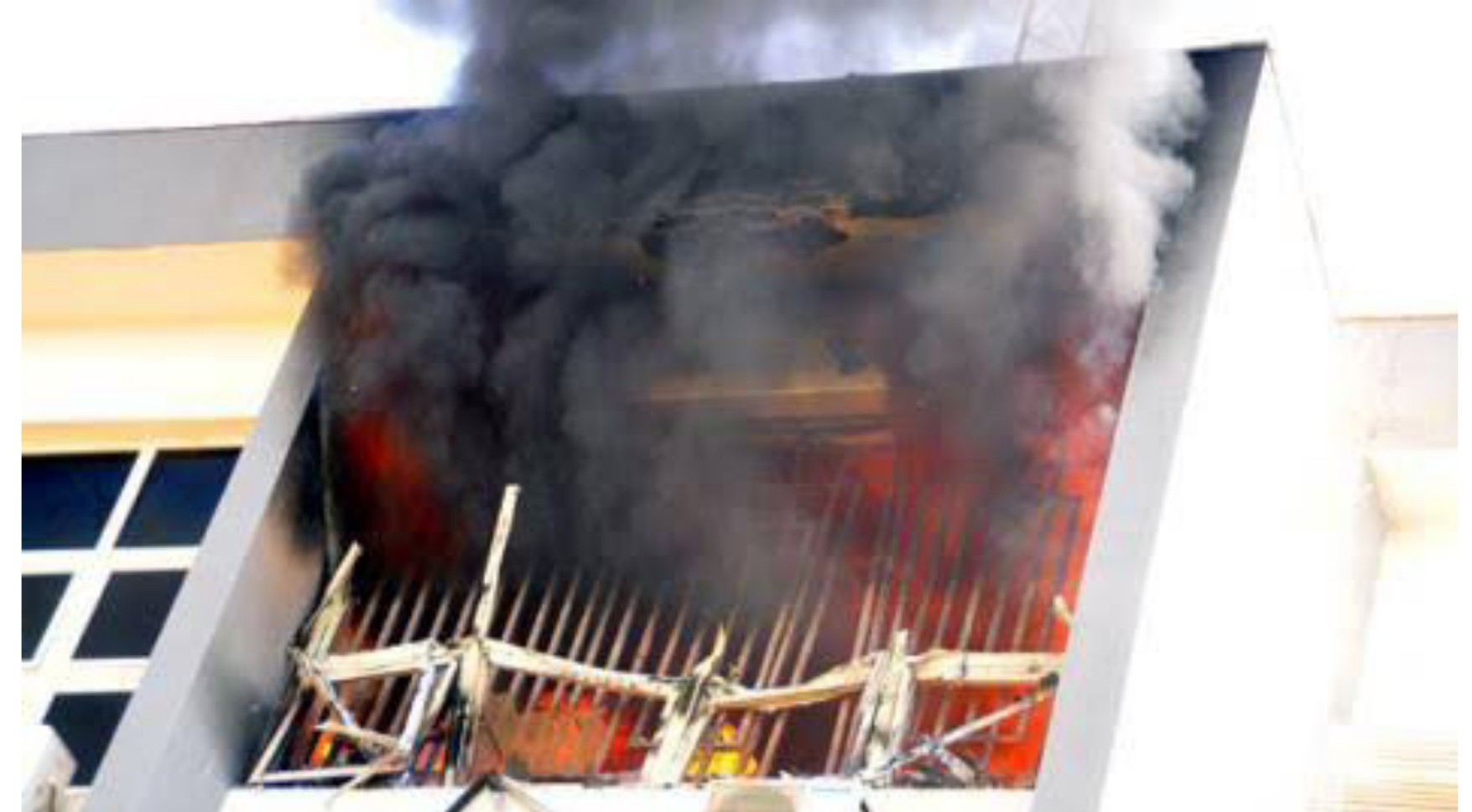 INEC launches probe of fire incident at headquarters