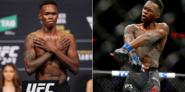 UFC champion Israel Adesanya donates medical equipment to Lagos
