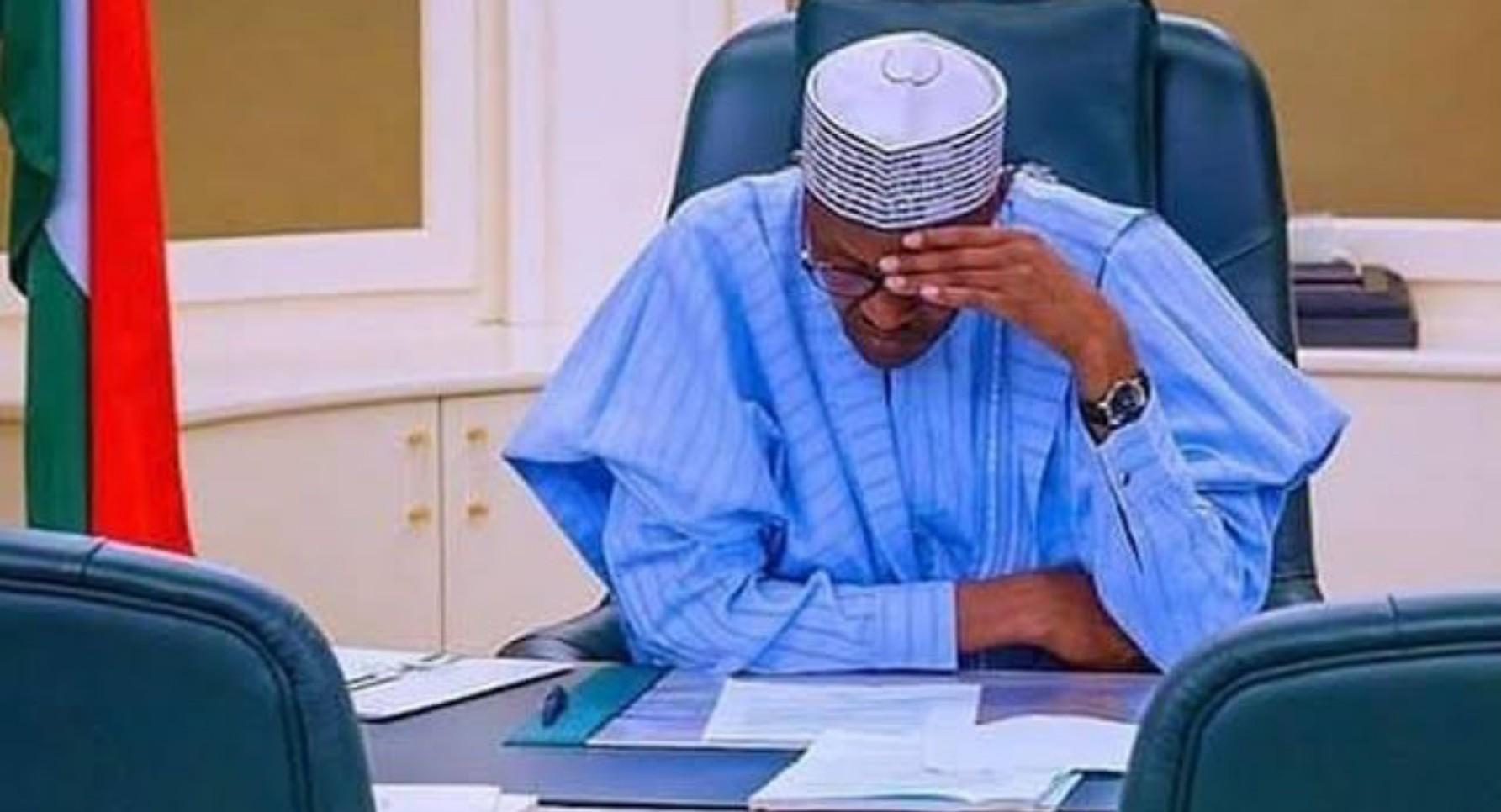 BREAKING: Buhari pays tribute to Kyari