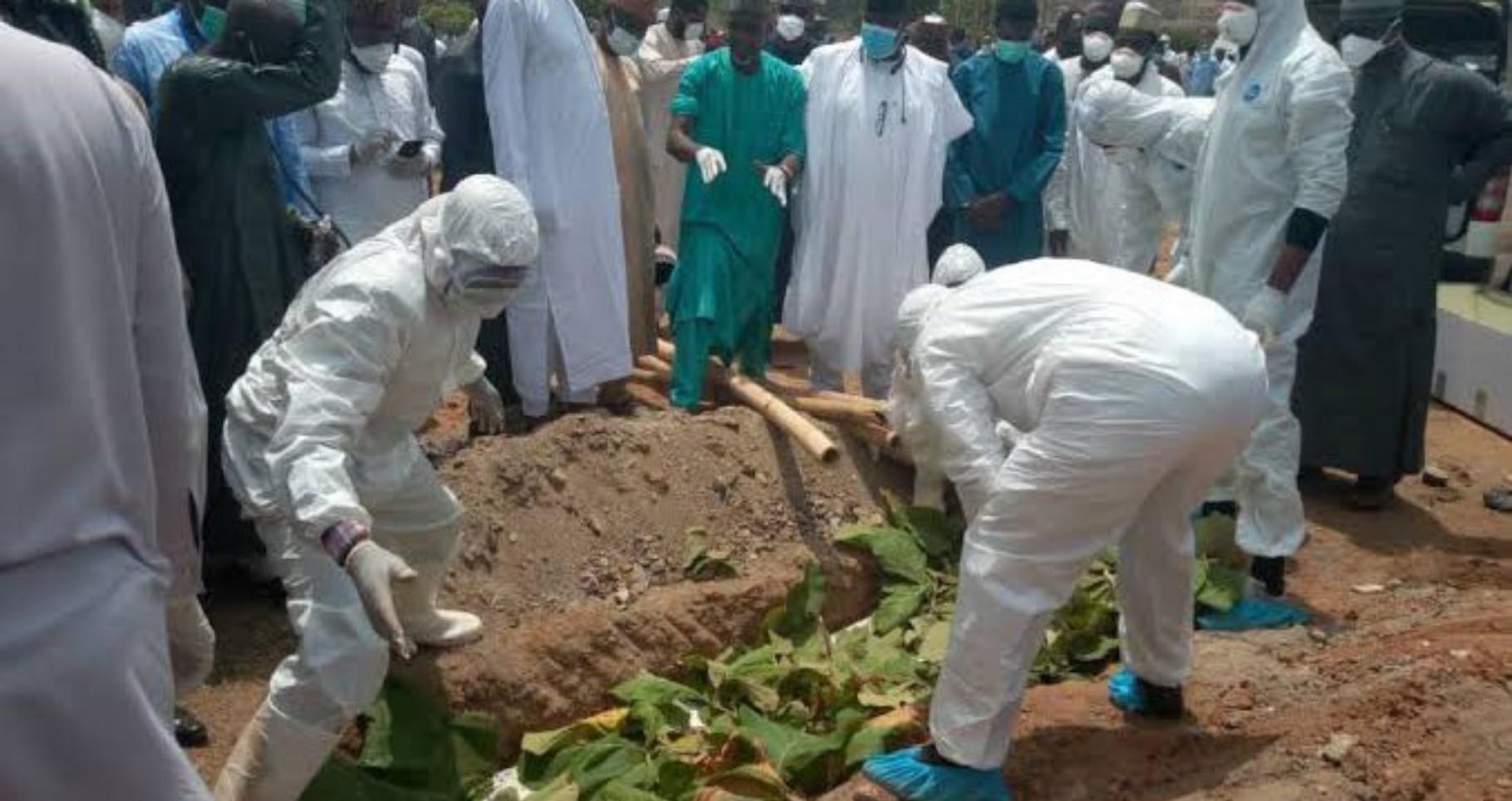 Ganduje condoles with Buhari, Borno over Abba Kyari's death