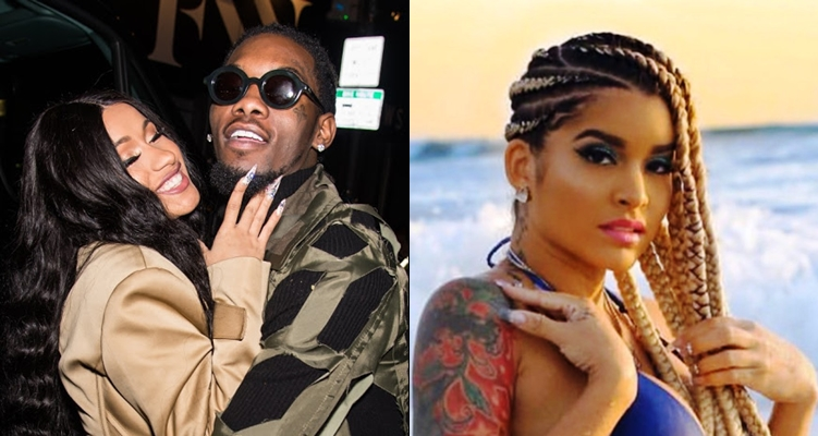 Offset's baby mama releases chats where he asked to have sex with her though married to Cardi B
