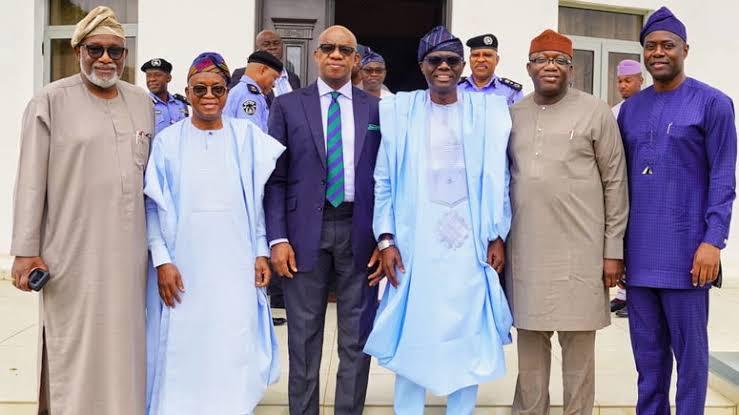 South-West governors dissolve O'dua board