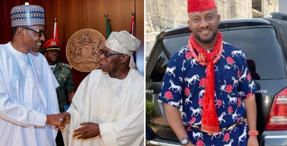 Yul Edochie gives reason why older generation continue to stay in power