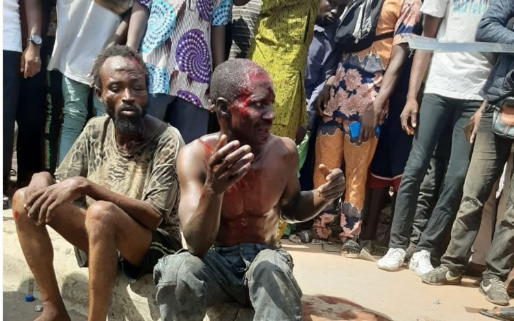 PHOTO: Suspected ritualists arrested in Lagos