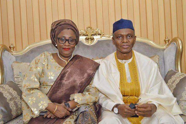 El-Rufai's wife demands apology and reaction from activists over son's gang-rape threat saga