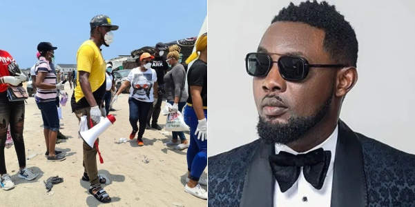 AY reveals the challenges celebrities face when giving to charity