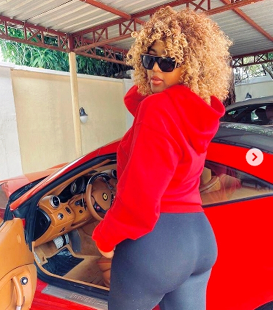 """Lockdown: """"I'm putting on grown woman's weight staying in the house"""", Regina Daniels cries out, shares photos"""