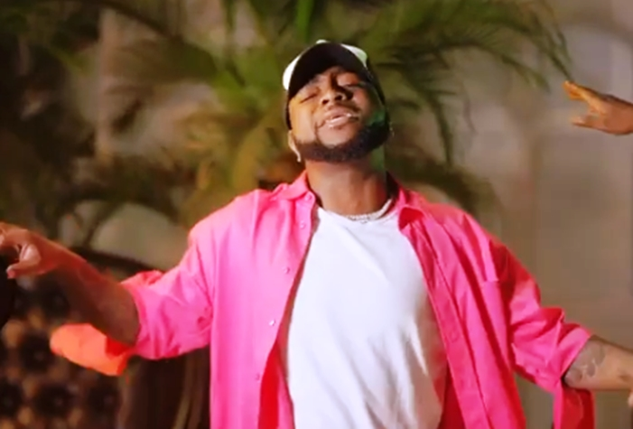 People hate me because my father is rich, Davido insists
