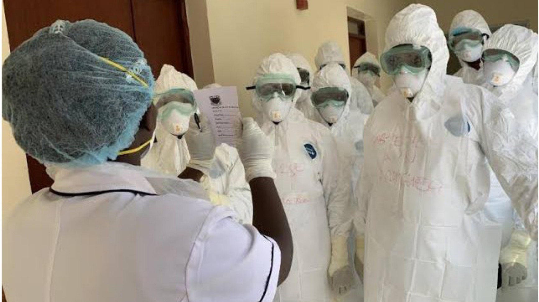 Seven health workers test positive for COVID-19 in Borno