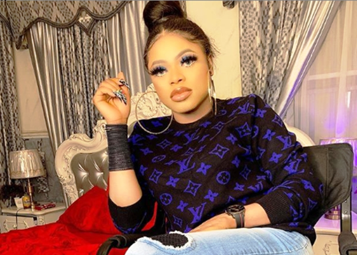 Bobrisky gives 'harsh' advice to trolls, says they're tired of life