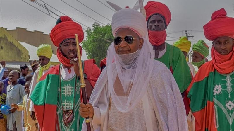 Late Emir of Rano, Alhaji Tafida Abubakar Ila II