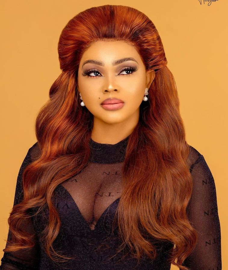 Mercy Aigbe reacts