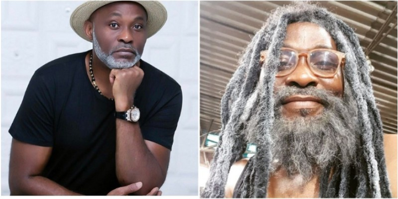 RMD shares picture of his look