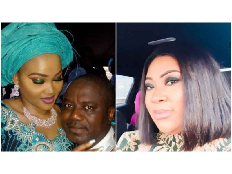 Mercy Aigbe's estranged husband