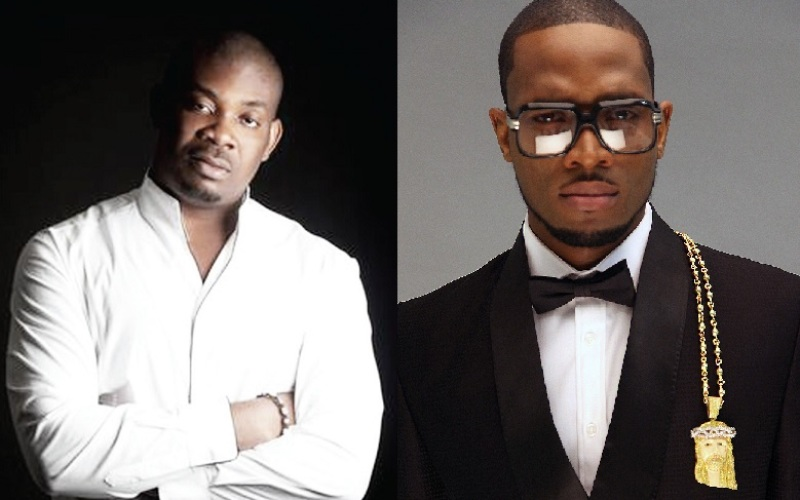 Donjazzy and Dbanj