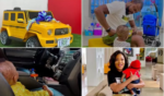 Video : Actress, Toyin Abraham buys her 9 months old son a Benz SUV