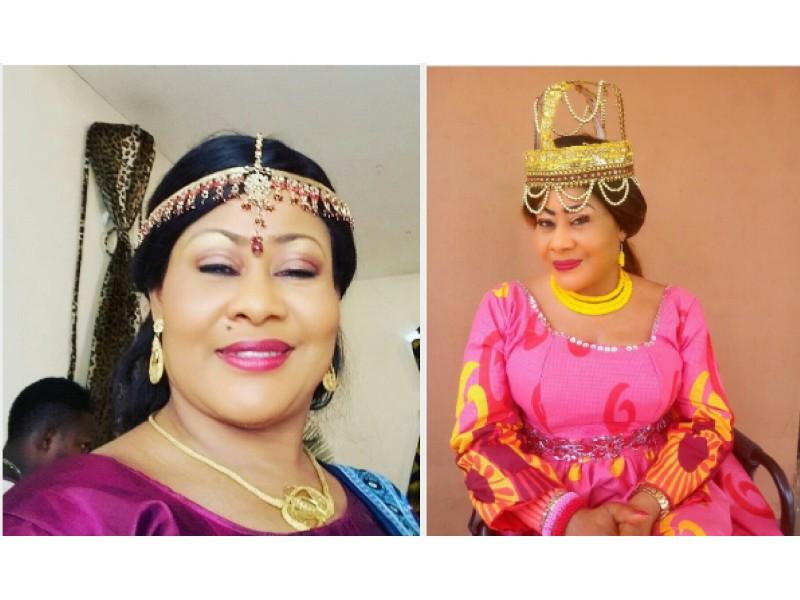 Photos: Veteran Nollywood actress, Ngozi Ezeonu celebrates 55th ...