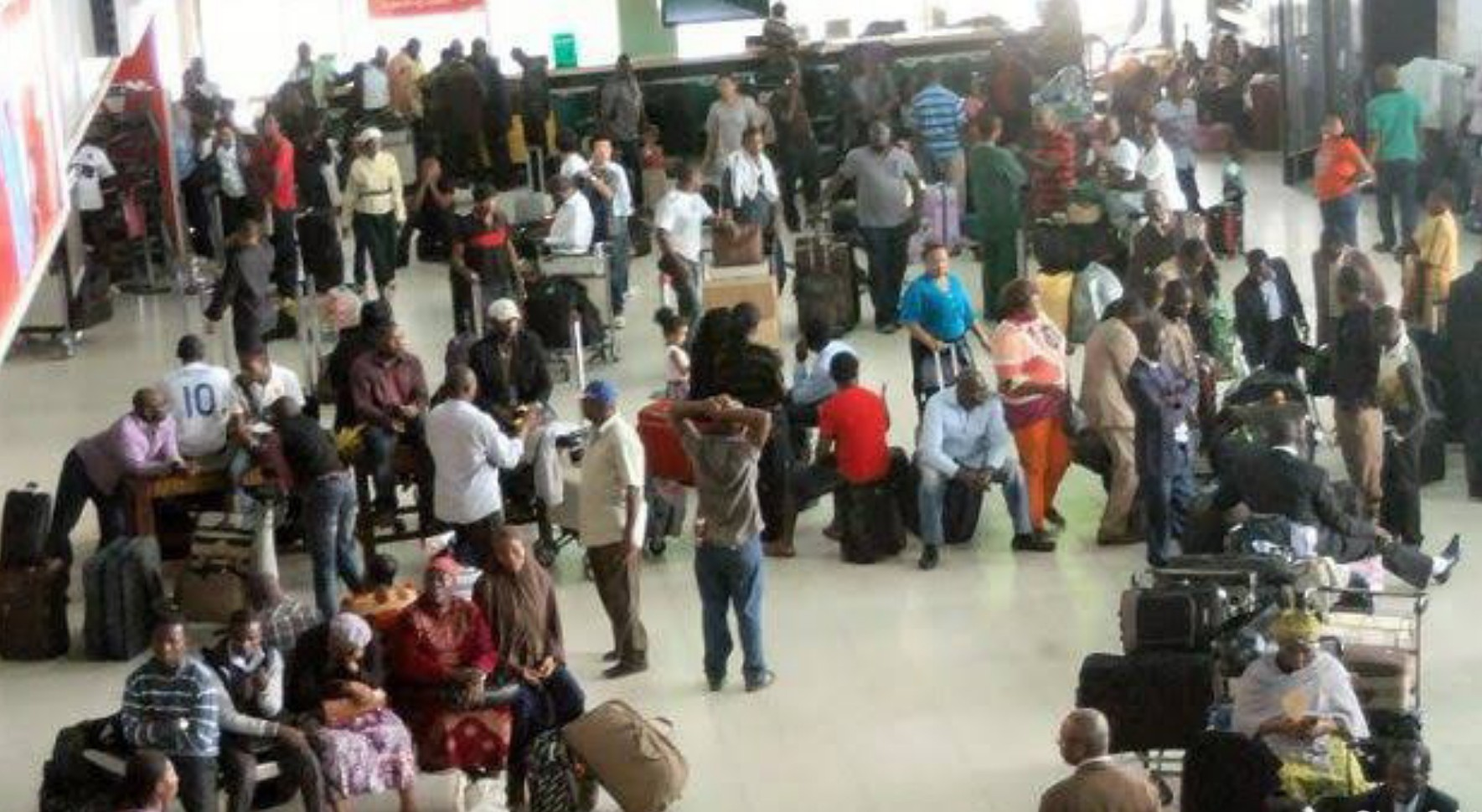 FG Suspends Evacuation Of Nigerians Abroad
