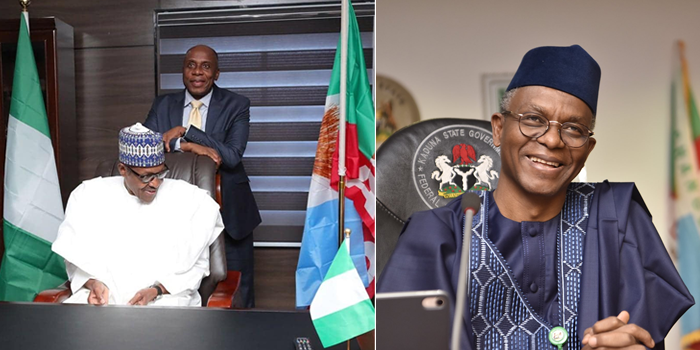 Buhari loves Rotimi Amaechi like his son – El-Rufai