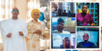 PHOTOS: Dangote, Adeboye, other VIPs turned up for Gov. Dapo Abiodun's virtual 60th birthday thanksgiving