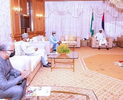 Buhari to decide on 'reopening' economy, worship centres today