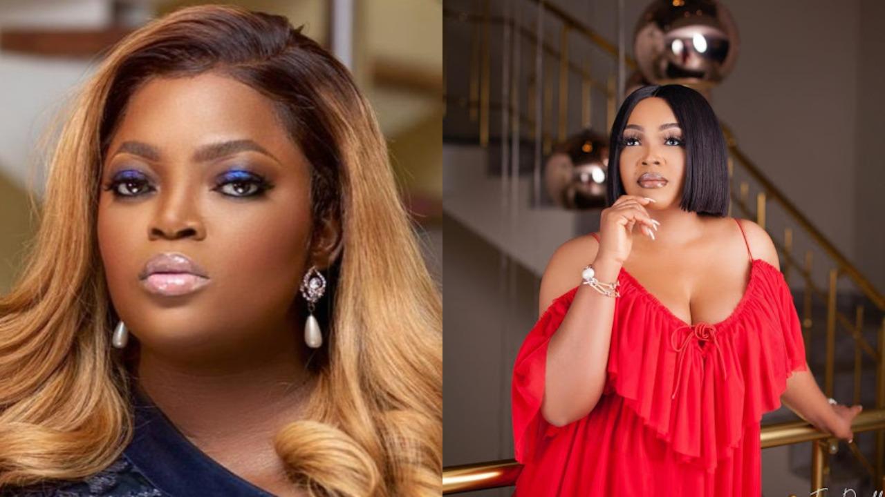 Funke Akindele ad Mercy Aigbe